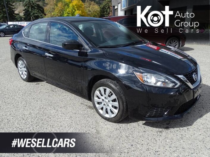 2017 Nissan Sentra SV, One Owner, No Accidents! Back-up Camera, Heated Seats Kelowna BC
