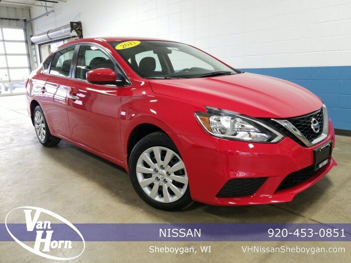 2017 Nissan Sentra SV Plymouth WI
