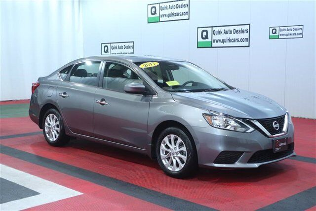 2017 Nissan Sentra SV Quincy MA