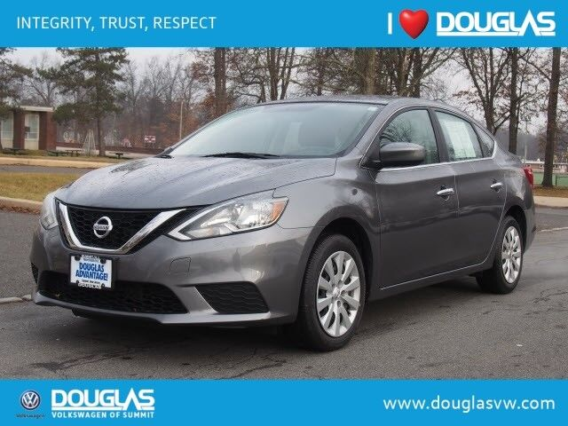 2017 Nissan Sentra SV Summit NJ
