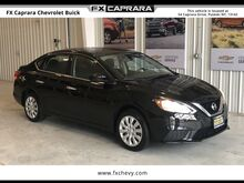 2017_Nissan_Sentra_SV_ Watertown NY