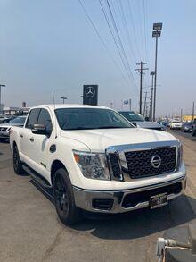 2017_Nissan_Titan_4X4 CREW CAB SV_ Yakima WA