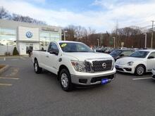 2017_Nissan_Titan_4x4 Single Cab SV_ Westborough MA