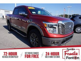 2017_Nissan_Titan_Platinum Reserve_ Knoxville TN