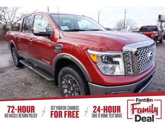 2017_Nissan_Titan_Platinum Reserve_ Knoxville TN