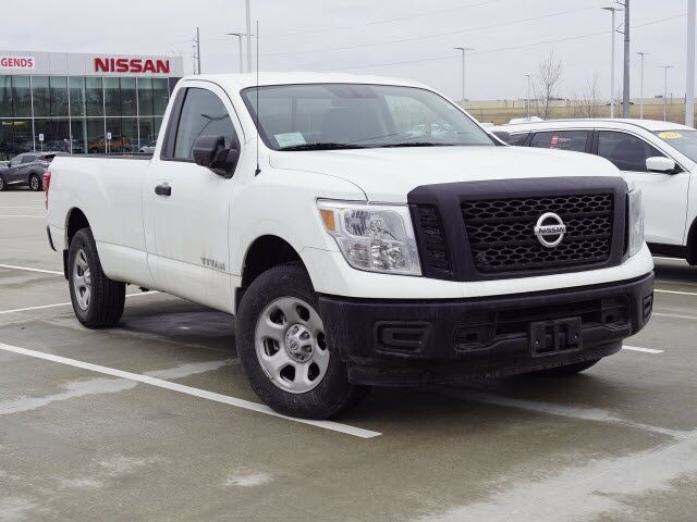 2017 Nissan Titan S Kansas City KS