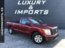 2017_Nissan_Titan_S_ Leavenworth KS