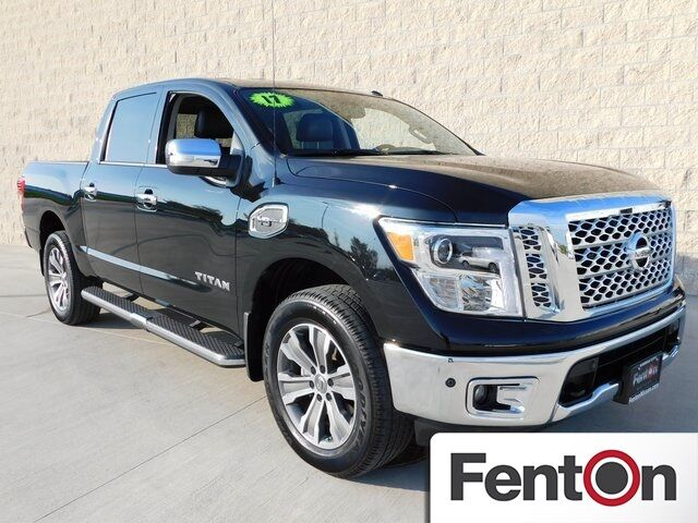 2017 Nissan Titan SL Kansas City MO
