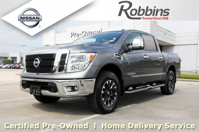 2017 Nissan Titan SL 4x4 Houston TX