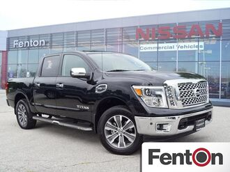 2017_Nissan_Titan_SL_ Kansas City MO