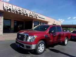 2017_Nissan_Titan_SV Crew Cab 4WD_ Colorado Springs CO