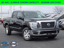 2017_Nissan_Titan_SV_ Fort Wayne IN