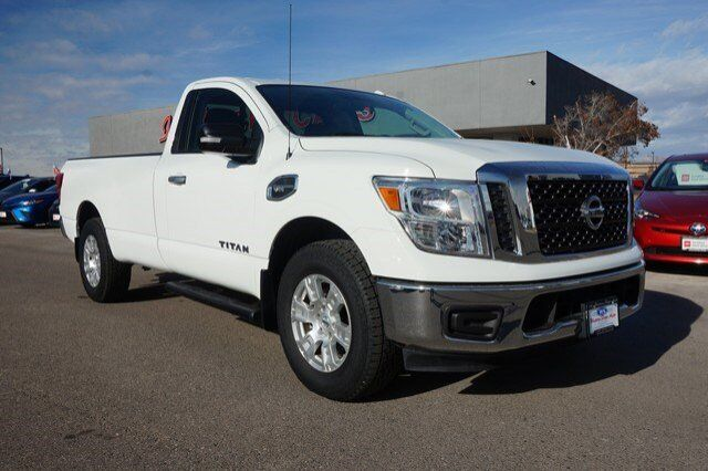 2017 Nissan Titan SV Grand Junction CO
