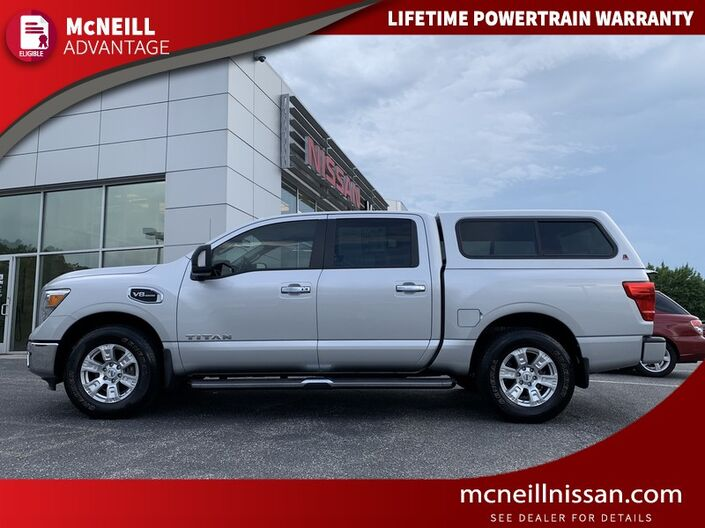 2017 Nissan Titan SV High Point NC