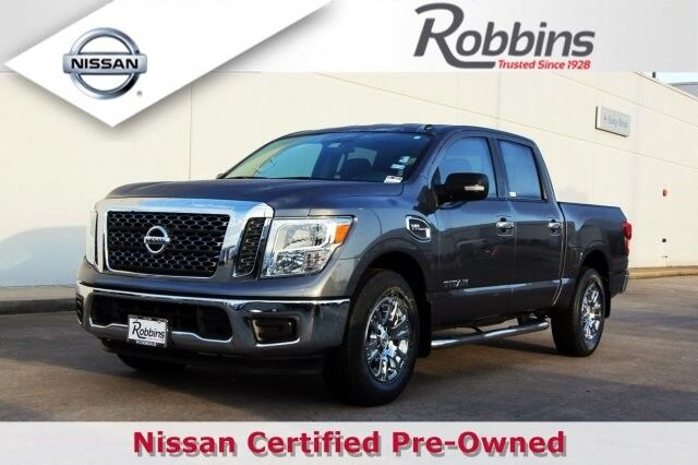 2017 Nissan Titan SV Houston TX