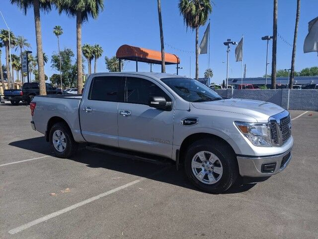 2017 Nissan Titan SV Apache Junction AZ