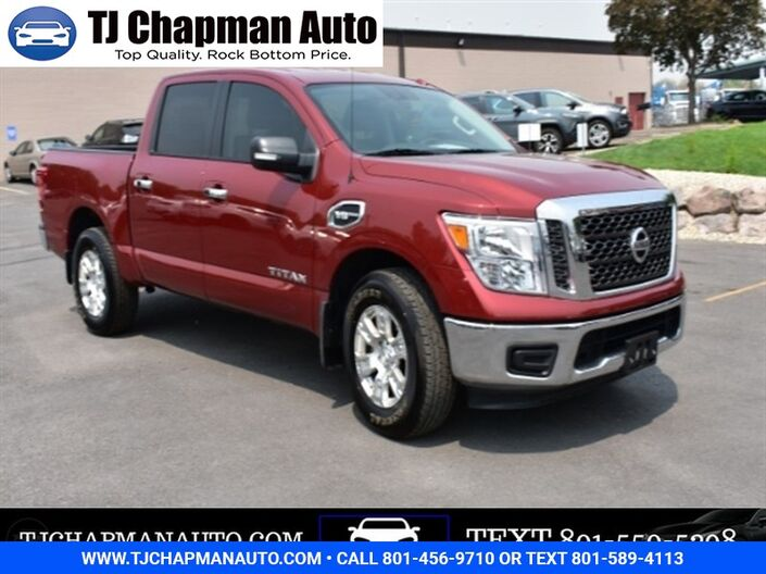 2017 Nissan Titan SV Salt Lake City UT