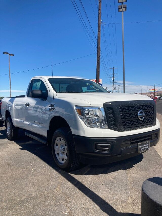 2017 Nissan Titan XD 4X4 GAS SINGLE CAB S Yakima WA