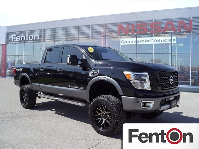 2017 Nissan Titan XD PRO-4X A MUST SEE...LIFTED AND READY TO GO.. Lee's Summit MO