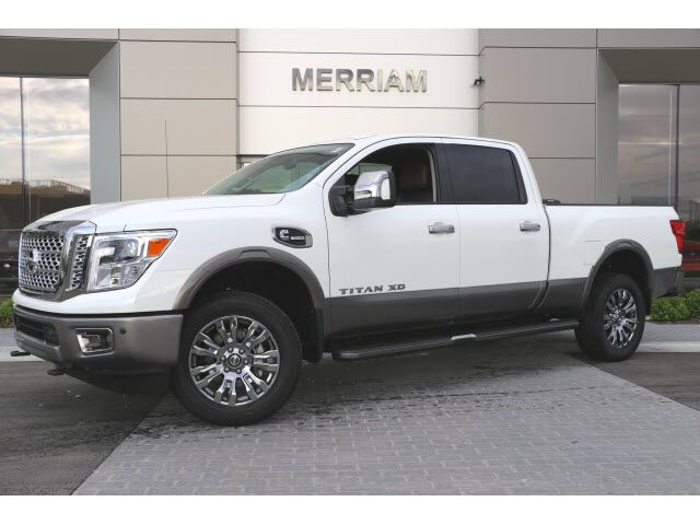2017 Nissan Titan XD Platinum Reserve Merriam KS