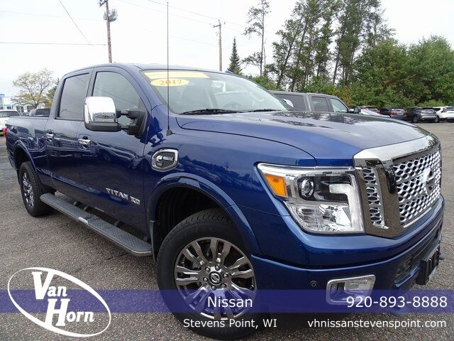 2017 Nissan An Xd Platinum Reserve Plymouth Wi