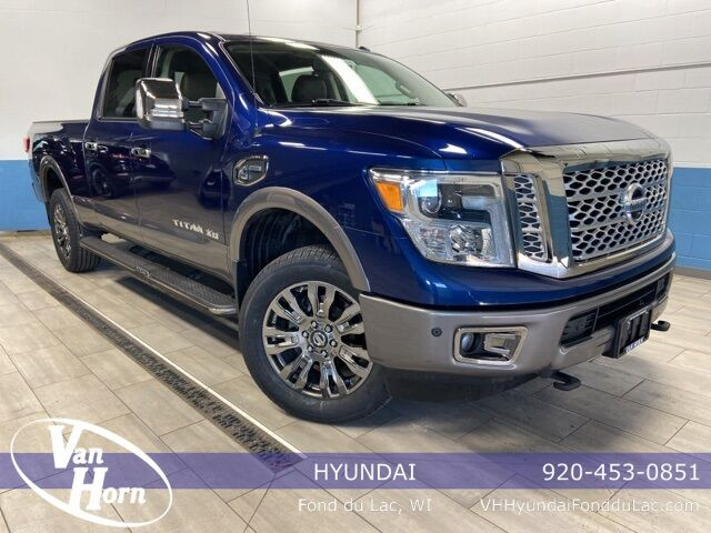 2017 Nissan Titan XD Platinum Reserve Plymouth WI