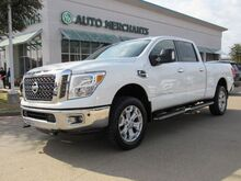 2017_Nissan_Titan XD_SV 2WD Diesel*SV COMFORT & CONVENIENCE PKG,NAVIGATION,BLINDSPOT,REAR PARKING AID,CROSS TRAFFIC ALERT_ Plano TX