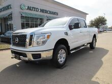 2017_Nissan_Titan XD_SV 4WD Diesel Navigation System,Back-Up Camera, Blind Spot Monitor, Bluetooth Connection_ Plano TX