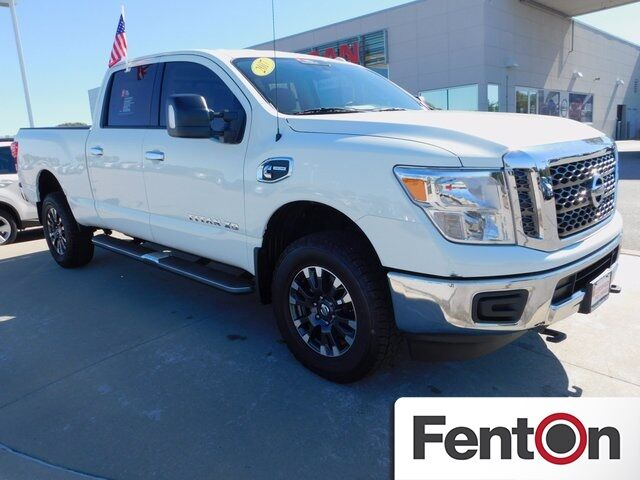 2017 Nissan Titan XD SV CERTIFIED Lee's Summit MO