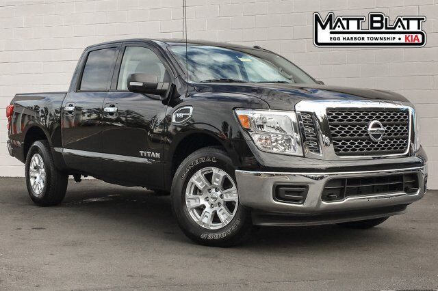 2017 Nissan Titan sv Egg Harbor Township NJ