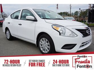2017_Nissan_Versa__ Knoxville TN