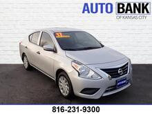 2017_Nissan_Versa__ Kansas City MO