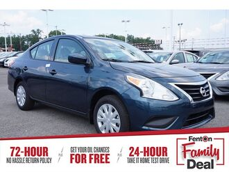 2017_Nissan_Versa_1.6 S_ Knoxville TN
