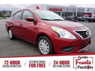 2017_Nissan_Versa_1.6 S Like New!!!_ Knoxville TN