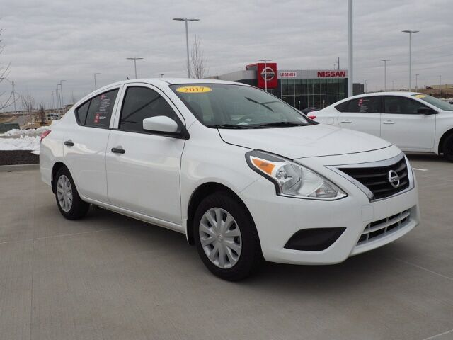 2017 Nissan Versa 1.6 S Plus Kansas City KS
