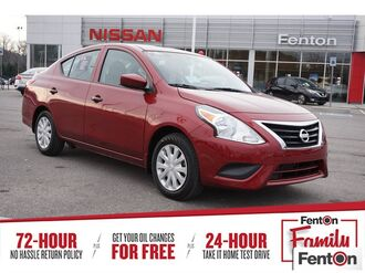 2017_Nissan_Versa_1.6 S Plus_ Knoxville TN