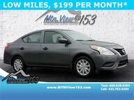 2017 Nissan Versa 1.6 S Plus Chattanooga TN