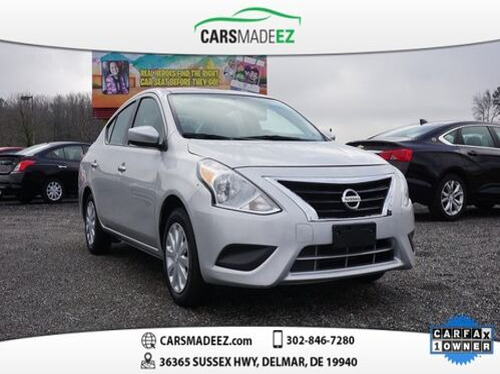 2017_Nissan_Versa_1.6 SV_ Delmar DE