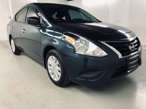2017_Nissan_Versa_1.6 SV_ Edinburg TX