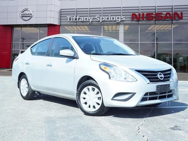 2017 Nissan Versa 1.6 SV Kansas City MO