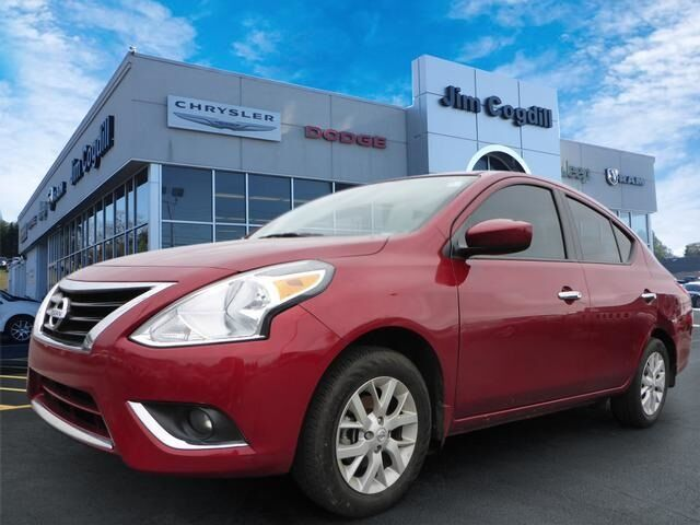 2017 Nissan Versa 1.6 SV Knoxville TN