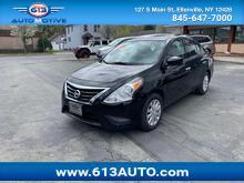 2017_Nissan_Versa_1.6 SV Sedan_ Ulster County NY