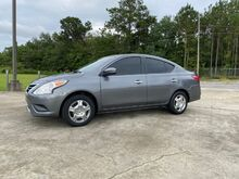 2017_Nissan_Versa_1.6 SV Sedan_ Hattiesburg MS