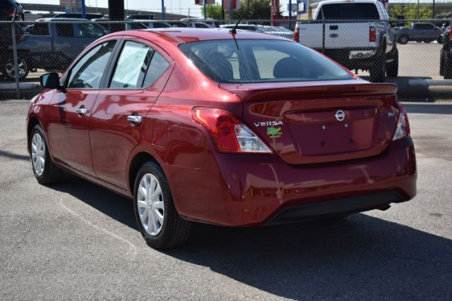 2017 Nissan Versa 1.6 SV Sedan Houston TX