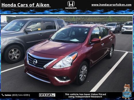 2017_Nissan_Versa_1.6 SV_ Aiken SC