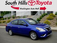 2017_Nissan_Versa_1.6 SV_ Washington PA