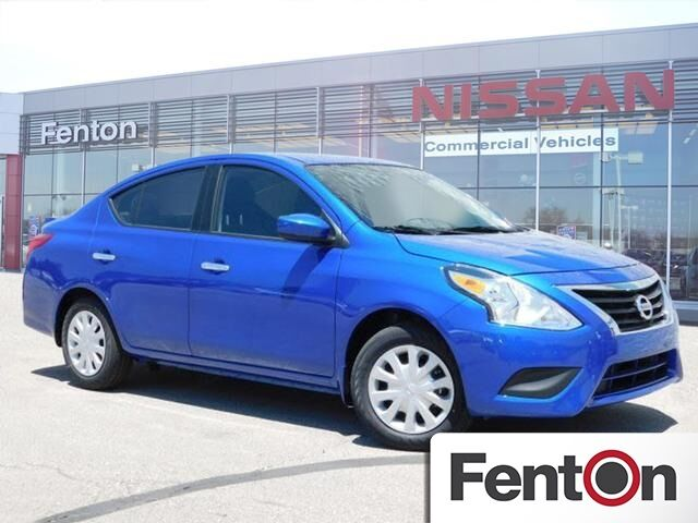 2017 Nissan Versa 1.6 SV Lee's Summit MO
