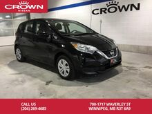 2017_Nissan_Versa Note_S **Certified Pre Owned/ Save Thousands From New**_ Winnipeg MB
