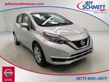 2017_Nissan_Versa Note_S Plus_ Dayton area OH
