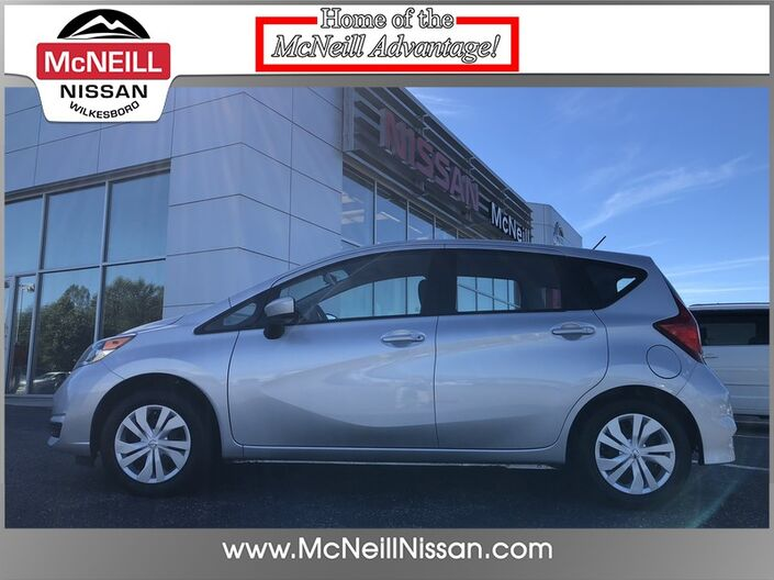 2017 Nissan Versa Note S Plus High Point NC